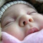 Horario de sueño para un bebé de 10 semanas de edad