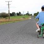 Como instalar rodinhas para bicicleta
