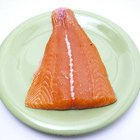 Cómo cocinar filetes de salmón congelados
