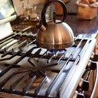 Como limpar grades de ferro fundido do fogão