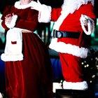 Como fazer uma fantasia da Mamãe Noel