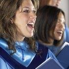 Cómo hacer tu propia tarima para coros