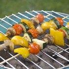 Las mejores verduras para hacer al asador