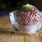 Cómo congelar fruta para licuados