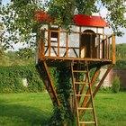 Cómo construir una casita del árbol sencilla, pero genial