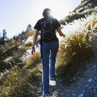 How to Walk Hills to Lose Weight