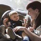 Cómo proteger el asiento para carro de tu bebé mientras aprende a usar la bacinica