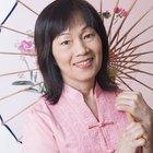 Como fazer um guarda chuva oriental