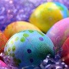 Ideas de búsqueda de huevos de pascua para adolescentes