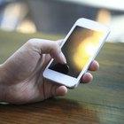 Como colocar pingentes em um telefone celular