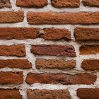 How to Remove White Water Stains From Brick