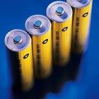 Sinais de perigo em pilhas