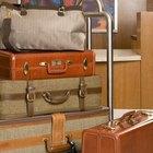 Como pesar bagagem em casa com precisão