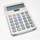 Cómo usar una calculadora para los porcentajes
