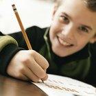 Cómo enseñarle a los niños a escribir una historia