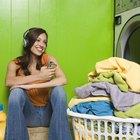 Como remover manchas de amaciante de roupas