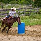 Cómo hacer que tu caballo sea un mejor competidor de barriles
