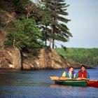 Aventuras de navegación con remo en Ontario