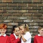 Actividades para niños sobre rumores