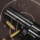 Como desmontar um revólver Taurus
