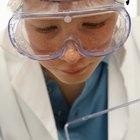 ¿Qué se indica con las tiras de prueba de pH?