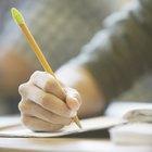 Cómo escribir una carta de renuncia del promedio de calificaciones