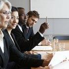 Cómo dar formato a un informe profesional para el consejo de administración