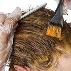 Diferenças entre rinsagem e tintura de cabelo