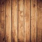 Cómo quitar la pintura de pisos de madera