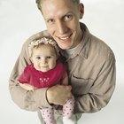 Cómo hacer cintas para el pelo para bebés con un gran moño