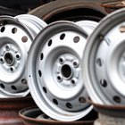 How to remove scratches from alloy wheels