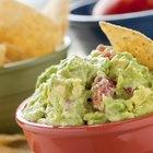 Diez ideas de platos para acompañar con guacamole