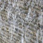 Cómo construir una fuente de pared interior