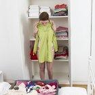 Como costurar uma blusa em uma saia transformando-as em um vestido