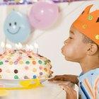 Ideas de fiestas de cumpleaños para un niño de 5 años