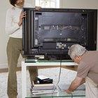 Como reparar um conector HDMI danificado
