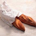 Como guardar pão fresco