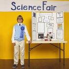 Como organizar o seu estande para a feira de ciências