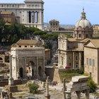 Las siete maravillas del mundo romano