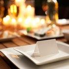 Etiquette for dinner seating arrangements