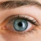 O que é a doença da atrofia ocular?