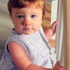 Las barandillas de las escaleras y la seguridad infantil