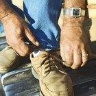 Como fazer sapatos com solado de borracha pararem de ranger?
