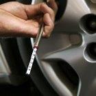 Como desligar o sistema de monitoramento de pressão do ar no Ford Freestar