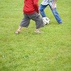 Treinos de futebol para crianças de 6 a 7 anos