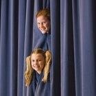 Como fazer uma cortina de palco