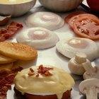Alimentos que deberían servirse en un brunch