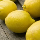 Cómo obtener pectina natural a partir de limones