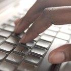 Como fazer um sinal de ângulo em um teclado