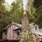 ¿Cómo funciona una chimenea?